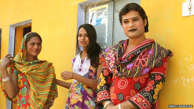 From right to left, Hasina, Rani and Kali