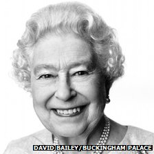 David Bailey's portrait of the Queen