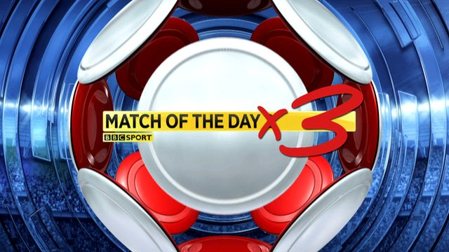 Mark Chapman is joined by Danny Murphy and Martin Keown for this week's Match of the Day 3