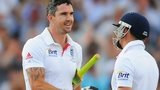 Kevin Pietersen and Jonny Bairstow