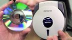 Around the same time CDs (or Compact Disks) became widely available. They soon beat cassettes in the popularity stakes because you could skip directly to the song you wanted to listen to.