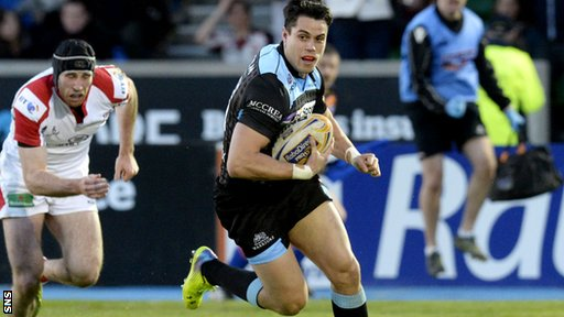 Sean Maitland try