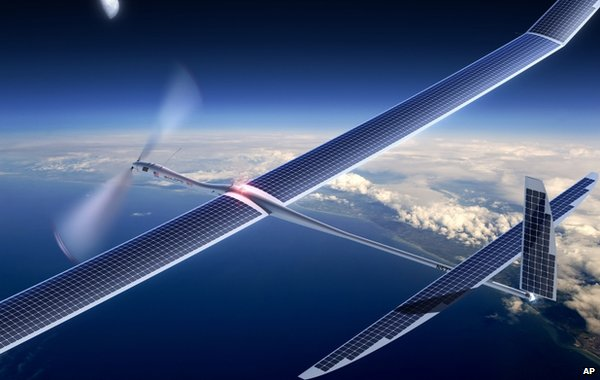 Google and Facebook are just two firms focusing on expanding internet access via drones and balloons