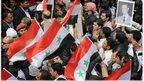 West criticises Syria election plan