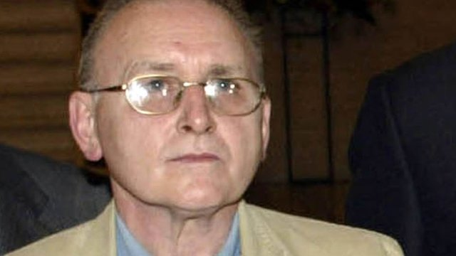 Denis Donaldson was shot dead in County Donegal in April 2006