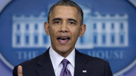 Mr Obama will start his four-nation Asia visit from Wednesday