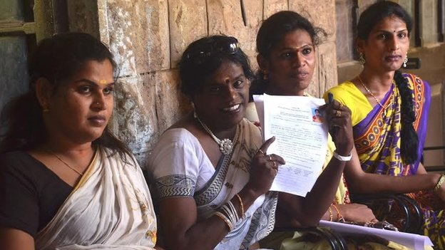 Transgender people in Tamil Nadu