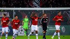 Phil Jones, Luis Antonio Valencia, Chris Smalling