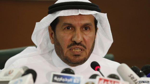 Saudi Health Minister