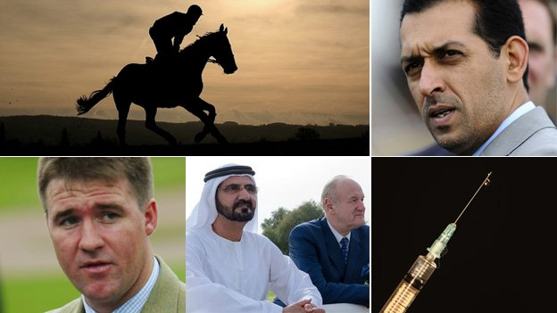 Godolphin scandal one-year on
