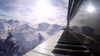 Moving a piano to Zermatt Unplugged