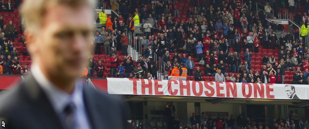 The Chosen One banner