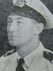 Second officer Richard Ayres