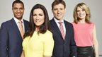 Good Morning Britain hosts Sean Fletcher, Susanna Reid, Ben Shephard and Charlotte Hawkins