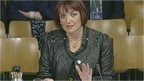 Youth Employment Minister Angela Constance