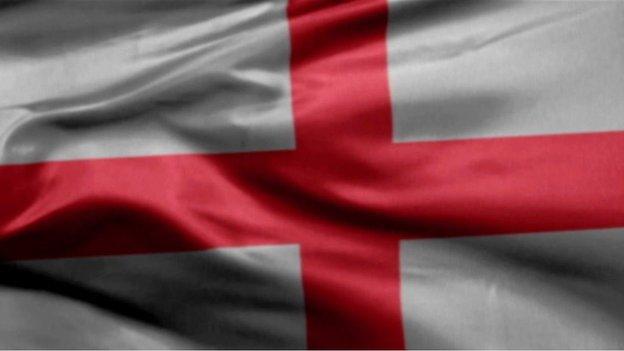 Flag of St George
