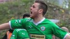 Cliftonville win Premiership title