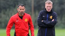 Ryan Giggs coaching