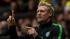 Assistant Mjallby to leave Celtic