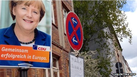 CDU poster, Germany