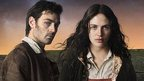Matthew McNulty and Jessica Brown Findlay in Jamaica Inn