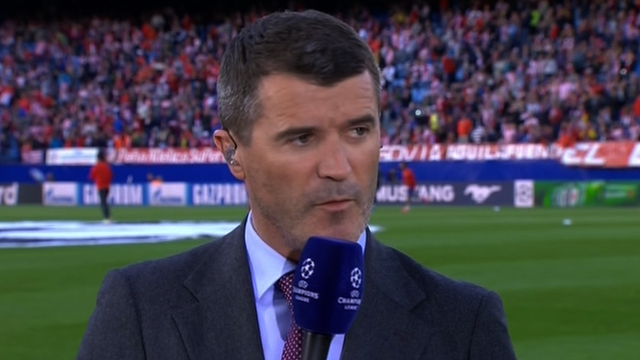 Former Manchester United captain Roy Keane