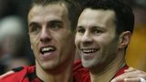 Phil Neville & Ryan Giggs