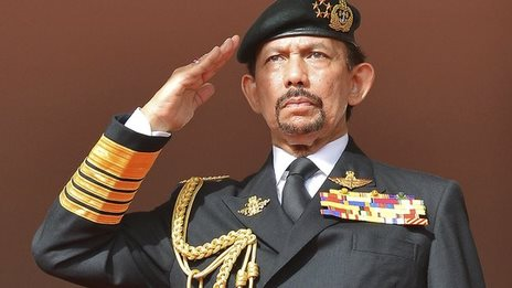 Brunei delays tough new Islamic law