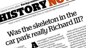Magazine story