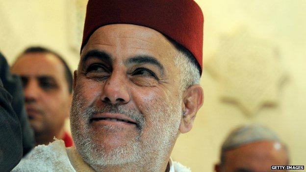 Moroccan Prime Minister Abdelilah Benkirane