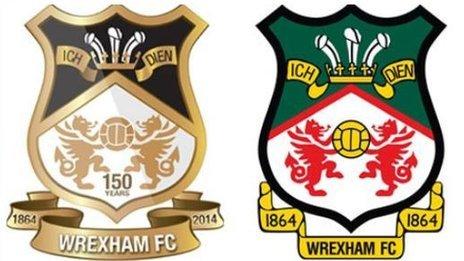 Wrexham FC badges