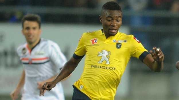 Sinkala keen to stay on at Sochaux thumbnail