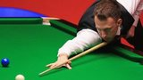 Judd Trump at the snooker World Championships