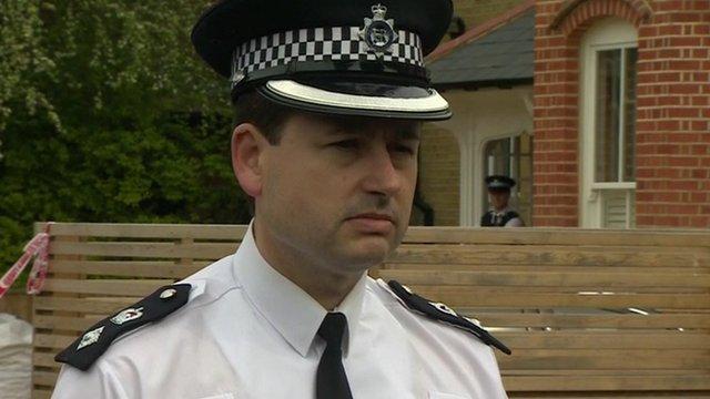 Kingston Police borough commander Glenn Tunstall