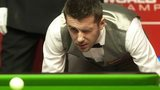 Mark Selby during his match