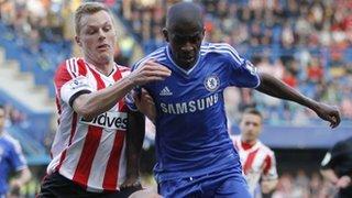 Ramires and Sunderland's Sebastian Larsson