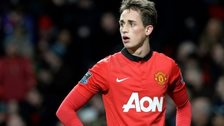 Adnan Januzaj of Manchester United
