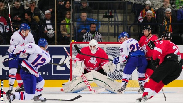 GB V Lithuania