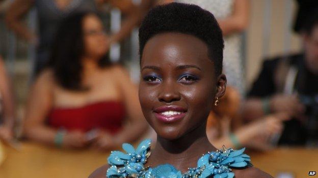 74413195 74412572 Lupita Nyongo Of Kenya Named Worlds Most Beautiful Person [See Photo]