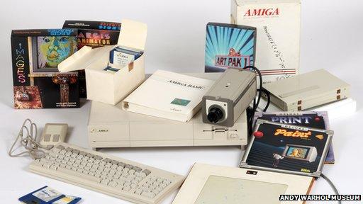 Amiga hardware