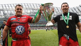 Toulon are the 2013 Heineken Cup winners