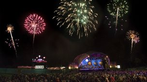 BBC Proms in the Park at Singleton Park
