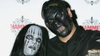 Joey Jordison and Paul Gray