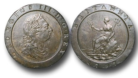 Tuppence coin