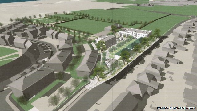 Belle Vue development