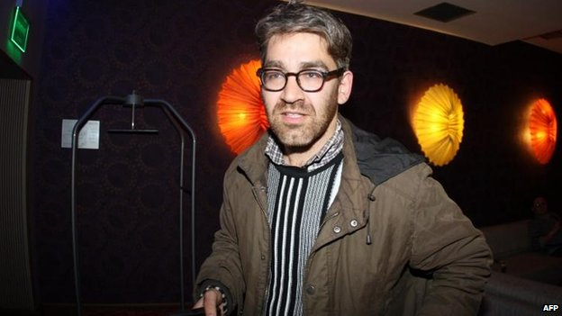 US journalist Simon Ostrovsky, 24 April