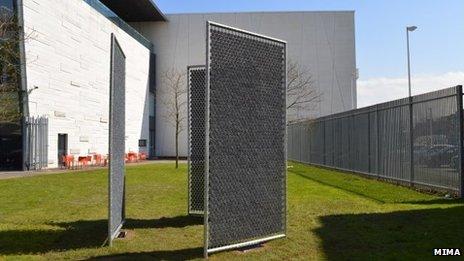 HA[SOFT]RD sculpture
