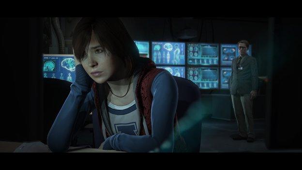 Ellen Page computer image