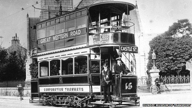 Aberdeen Tram