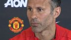 Manchester United interim manager Ryan Giggs'